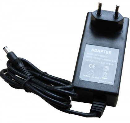 Hot sale power adapter high quality power adapter 12V 36W Charger 12Volt 3mAh Output