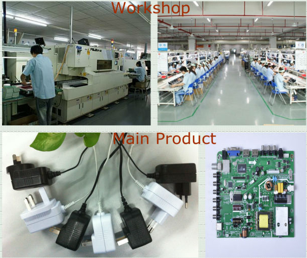 Power adapter factory