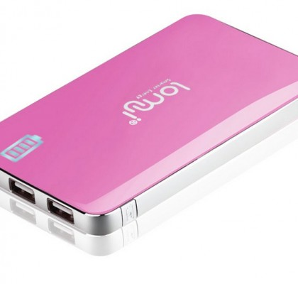 8800mAh rechargeable polymer lithium battery power banks with good quality