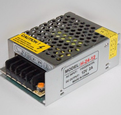 12v 2A output switching power supply best price with good quality