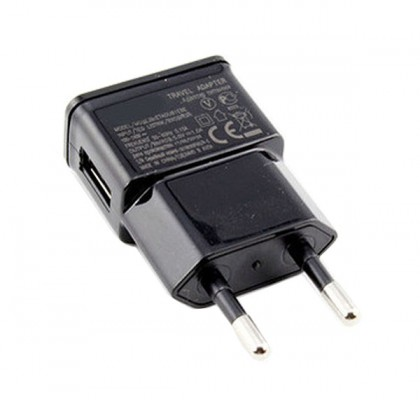 USB charger for iphone 5V 1A  Sumsung travel charger 5V 2.1A
