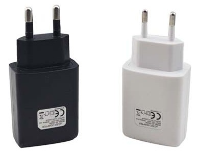 5V 2.1A Dual usb charger marked FCC CE RoHs UL Gs