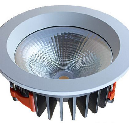 Anenerge led cob down light TUV GS SAA 8 inch 60w Citizen COB LED downlight with 5 years warranty