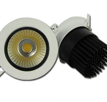 12W led ceiling light surface mounted Led cob downlight 3 years warranty