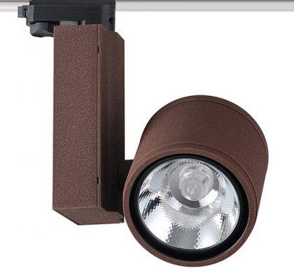 30W LED track light for fresh food meat led lighting CRI90 anenerge.com