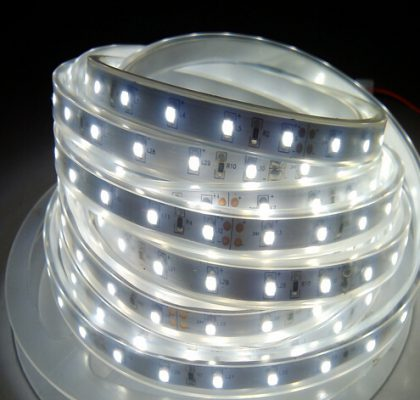UL LED strips SMD3528 Light 120 degrees Beam Angle CE RoHS UL IP20/65/67/68
