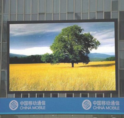 P10 smd outdoor advertsing led display led video wall screen panel Anenerge