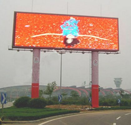 p8 full color smd outdoor led display for sale CE FCC Rohs anenerge