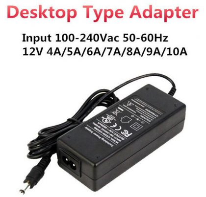 Anenerge 12v power adapter supplies 3a 5a 8a 10a for LED strips CCTV cameras