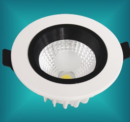 Aenerge 20W SMD LED COB Downlight Beam Angle 120 degree Diameter 240*Height80mm,Cut hole 220-230mm
