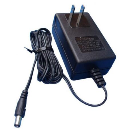 12V 0.5A 1A 1.5A 2A Wall Mount Power Adapter With US UK EU US Plug adapter