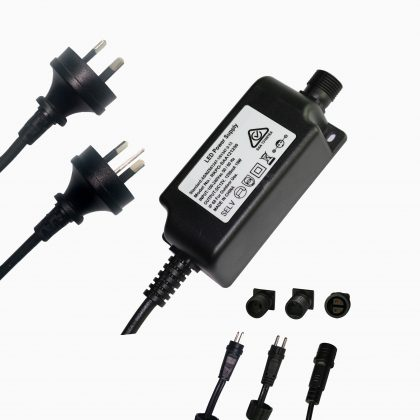 IP68 waterproof outdoor transformer for Barbecue BBQ grill with UL approval,110~240Vac input