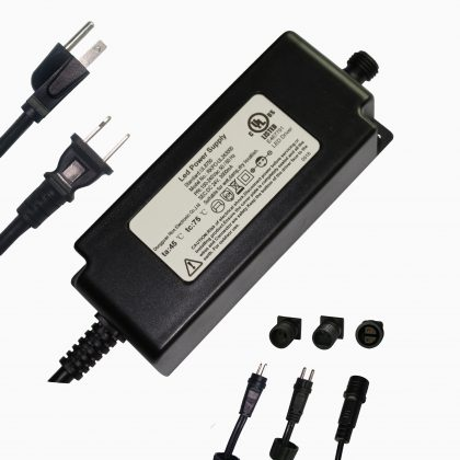 IP68 waterproof transformer for BBQ grill with UL approval,110~240Vac input,18Vdc 42Watt